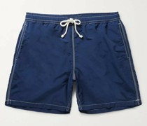 Mid-Length Swim Shorts