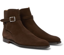 Morris Suede Chelsea Boots