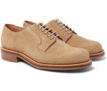 Quentin Suede Derby Shoes