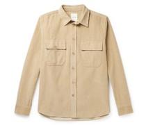 Andrew Cotton-Corduroy Shirt