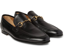 Horsebit Leather Loafers