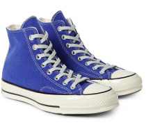 1970s Chuck Taylor All Star Wool High-top Sneakers