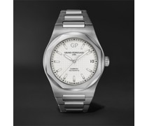 Laureato Automatic 42mm Stainless Steel Watch, Ref. No. 81010-11-131-11A