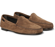 Howard Suede Loafers