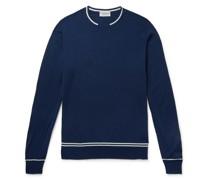 Turnbull Slim-Fit Striped Wool Sweater