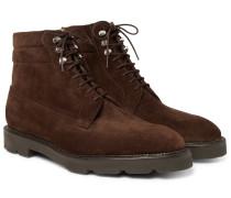 Alder Suede Derby Boots