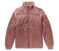 Nazar Quilted Shell Jacket