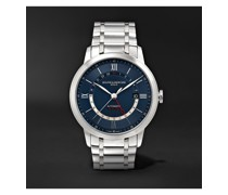 Classima Automatic Dual Time 42mm Stainless Steel Watch, Ref. No. M0A10483