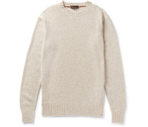 Mélange Baby Cashmere Sweater