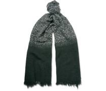 Dégradé Wool-blend Scarf
