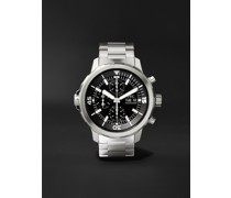 Aquatimer Automatic Chronograph 44mm Stainless Steel Watch, Ref. No. IW376804