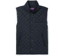 Gerhardt Quilted Shell Gilet