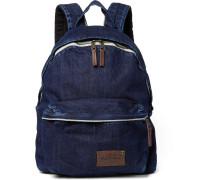 Padded Pak'r® Selvedge Denim Backpack
