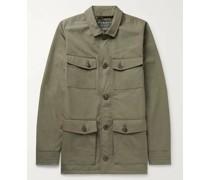 Percival Cotton-Ventile Utility Jacket