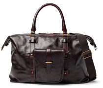 Heritage Leather Duffle Bag