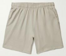 Supima Cotton-Jersey Shorts