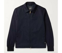Wool and Cashmere-Blend Jacket