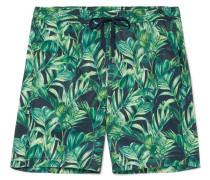 Charles Mid-length Printed Swim Shorts