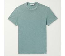 Sammy Garment-Dyed Cotton-Jersey T-Shirt