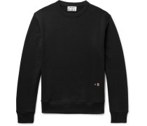Faise Loopback Cotton-jersey Sweatshirt