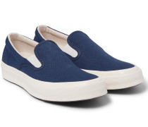 Deck Star 70 Canvas Slip-on Sneakers