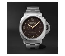 Luminor 1950 Marina 44mm Automatic Titanium Watch, Ref. No. PAM00352