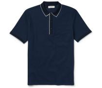 London Slim-fit Cotton-piqué Polo Shirt