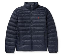 Quilted Padded PrimaLoft Shell Jacket