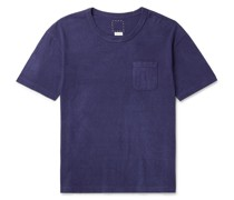 Jumbo Garment-Dyed Cotton-Jersey T-Shirt
