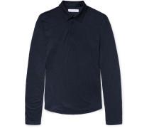 Linwood Slim-fit Merino Wool Polo Shirt