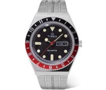 Q Timex Reissue 38mm Stainless Steel Watch