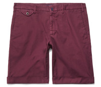 Stretch-cotton Shorts