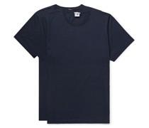 Two-Pack Pima Cotton-Jersey T-Shirts