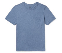 Latitude Slim-fit Organic Cotton-jersey T-shirt