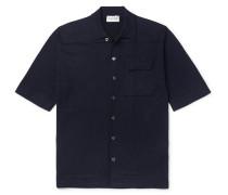 Slim-Fit Sea Island Cotton Shirt