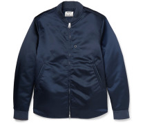 Mylon Shell Bomber Jacket