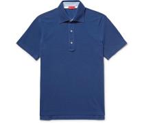 Cotton-piqué Polo Shirt