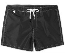 Rainbow Mid-length Swim Shorts