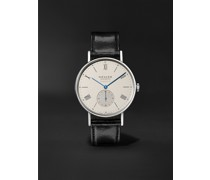 Ludwig Neomatik 39 Limited Edition Automatic 38.5mm Stainless Steel and Leather Watch, Ref. No. 250