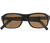 + Cutler And Gross Eggsy's Square-frame Acetate Sunglasses