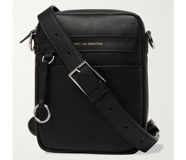 Reagan Leather Messenger Bag