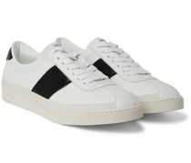 Bannister Leather Sneakers