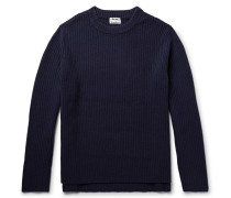 Nicholas Ribbed Wool Sweater