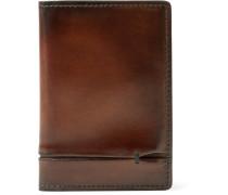 Jagua Polished-leather Bifold Cardholder