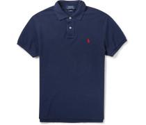 Slim-fit Cotton-piqué Polo Shirt
