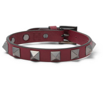 Rockstud Suede Bracelet