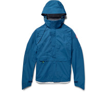 Brunswick Convertible Shell Anorak