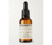 Perfume Oil - Bergamote 22, 30ml