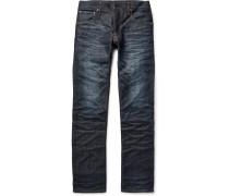 Social Sculpture 01 Slim-fit Selvedge Denim Jeans