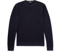 London Textured-wool Sweater